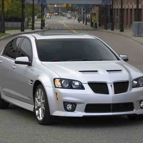 Pontiac G8 / Holden Commodore VE