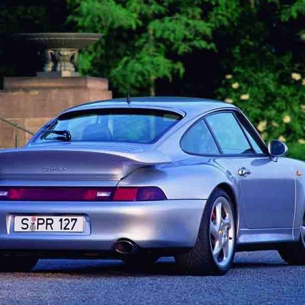 Porsche 911 Turbo / 993
