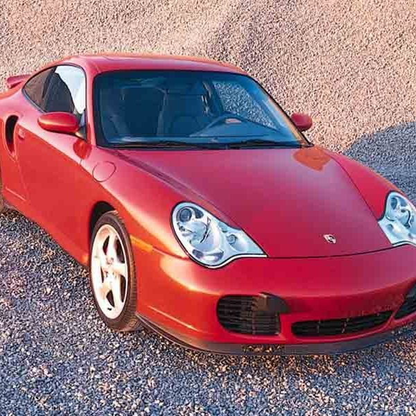 Porsche 911 Turbo / 996