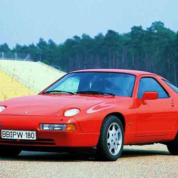 Porsche 928 S S4 & GTS