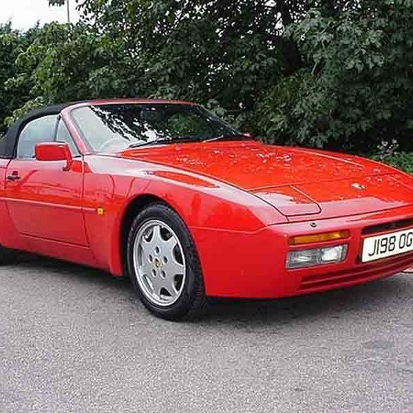 Porsche 944 (Mid-86 and Down, All Models)